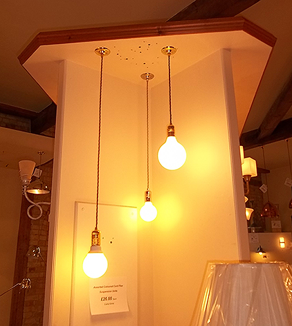 Italian styling lighting