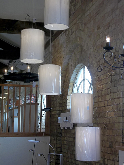Modern Pendant light fitting