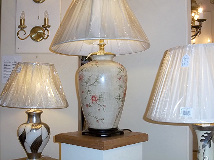 Table Vase Lamps